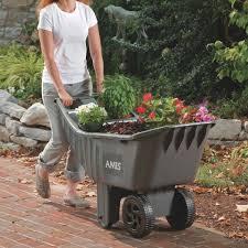 ames garden tools. Unique Tools Ames Easy Roller Garden Cart  2463875 Inside Tools T