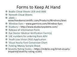 Ebae Braille Chart Marcia Pavkovich Tcvi Coms Ppt Download