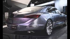 new luxury car releases2016 Buick Avenir  New Luxury Car Overviews  Release date  YouTube