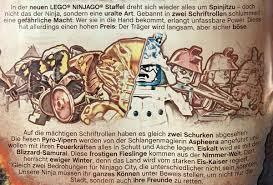 LEGO Ninjago - Verbotenes Spinjitzu: Start der Staffel 11 im TV    PROMOBRICKS - Der LEGO® News Blog