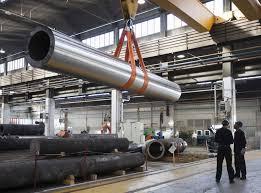 China's iron ore up despite tariff jitters, steel rises on curbs