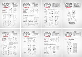 bodyweight cardio exercises pdf
