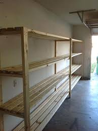 garage storage systems maximize your space organizing diy hanging shelves plans overhead
