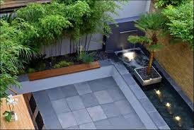 Small Picture Beautiful Contemporary Garden Water fall Lights HOUSE DESIGN AND
