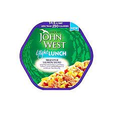 John West Mediterranean Tuna Light Lunch Buy John West Thai Style Salmon Salad India Fresh N Easy