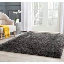 Shag rugs Walmart Safavieh Athens White Shag Rug 8 10 Walmartcom