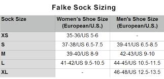 Falke Socks Size Chart Falke Size Chart Jpg