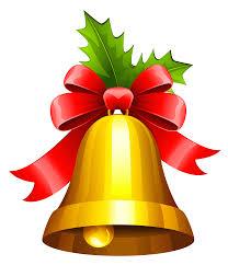 Christmas Bell Clipart Kid Clipartix