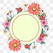 Pilih dari sumber gambar hd bingkai bulat png dan unduh dalam bentuk png. Gambar Bingkai Bunga Bulat Png Vektor Psd Dan Clipart Dengan Latar Belakang Transparan Untuk Download Gratis Pngtree