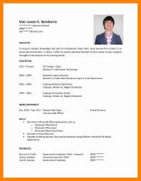 Resume Sample Objectives Outathyme Com