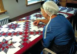 Amish Woman Quilting Amish Quilts Lancaster Pennsylvania Handmade ... & Amish Woman Quilting Amish Quilts Lancaster Pennsylvania Handmade Amish Quilts  Lancaster Amish Country Quilts Lancaster Adamdwight.com