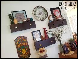 Dresser Drawer Shelves Upcycle Dresser Drawers As Hanging Shelves 10 Ideas Diy For Life