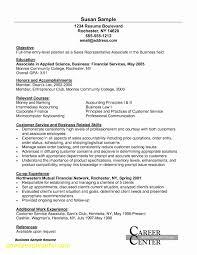 Sample Resume Of Cashier Customer Service Inspirational Fresh