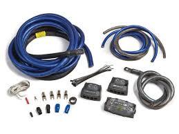 kicker pkd car audio ga w multi amp install com kicker 09pkd1 car audio 1 0ga 3000w multi amp install
