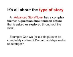 example of theme theme analysis essay theme analysis essay finding theme in literature