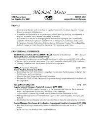 Bank Resume Entry Level Banking Job Resume Bank Teller Resume