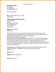 Should A Cover Letter Be Double Spaced Should Your Cover Letter