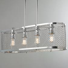 full size of lighting trendy brushed chrome chandelier 11 polished mesh linear jpg c 1494598457 brushed