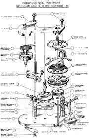 vdo gauges tachometer smiths chronometric marine speedometer chronometric exploded view