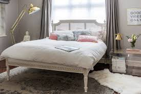 The French Bedroom Company Provencal Low Footboard Rattan Bed