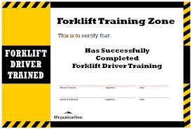 forklift license template download forklift licence template costumepartyrun