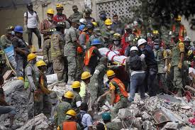 Image result for terremoto en mexico