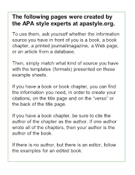 Apa Style Guide Especially For The Students Of Keiser University