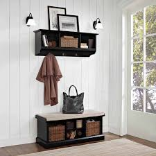 Entry Way Bench And Coat Rack Entryway Bench With Coat Rack White Tags 100 Sensational Entryway 74