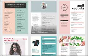 Is It Better To Have A Traditional Resume Or A Modern Resume For Noncreative Jobs Online Resume Builders What You Need To Know Before