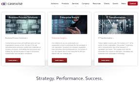 Mena Esolutions Partnership With Casewise For Business Process
