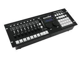 Eurolite DMX Move Control 512 PRO DMX Controller günstig online kaufen bei  Huss Licht & Ton