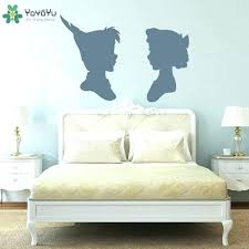 peter pan wall decals removable wall decals for bedroom master bedroom wall decals peter pan wall