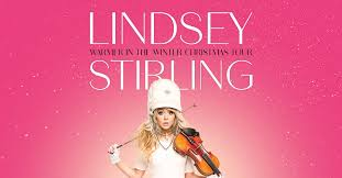 <b>Lindsey Stirling Warmer</b> In The Winter Christmas Tour 2017 - CID ...