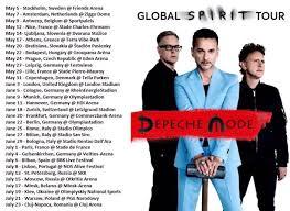 depeche mode tour 2017 deutschland
