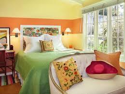 Attractive Orange Yellow Bedroom Like Architecture U0026 Interior Design