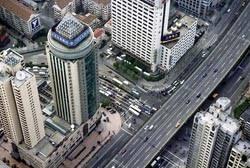 География Китая реферат Улицы Пекина Пейзаж Китая Аэросъемка
