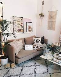 bohemian living room decor