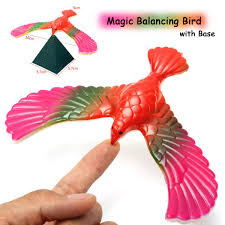magic balancing bird science desk toy novelty fun children learning kids gifts science nature