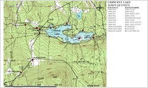 Sampling Station Maps Annual Reports Volunteer Lake