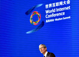 Apple, Google at Chinese internet fest shows lure of market ...