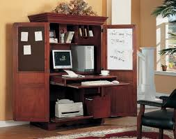 office armoire. Fine Armoire Interior Office Armoire Computer Desk Corner L Type  Pertaining To Home For N