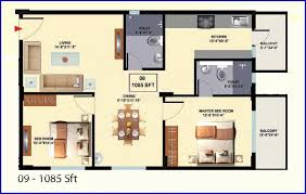 1100 sq ft house plans india and indian house plans for 1100 square feet sea