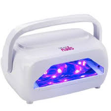 Sibel Nails Lampen Portable Uv Led Lamp Ref61010 14 1stuks