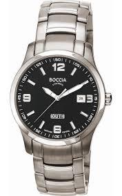 <b>Часы Boccia</b> Titanium <b>3530-06</b> купить. Официальная гарантия ...