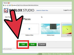 Make Roblox How To Make A Brick Change Colors On Roblox With Pictures