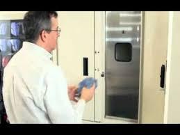 Scrub Vending Machine Awesome ScrubTrak Scrub Dispenser And Redemption Center YouTube