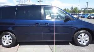 2004 Honda Odyssey, Blue - STOCK# 20229A - Walk around - YouTube