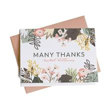 Business Thank You Note Cards Personalized Thank You Cards Business Thank You Cards Thank Etsy