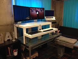 Standing Desk Extension Desk Cheap Standing Desk With Regard To Great Adjustable