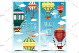 Hot air montgolfier balloons in sky with clouds #balloon #<b>travel</b> ...